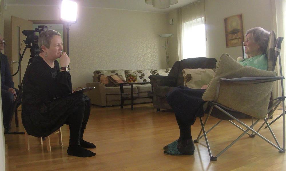 Helgi intervjuu